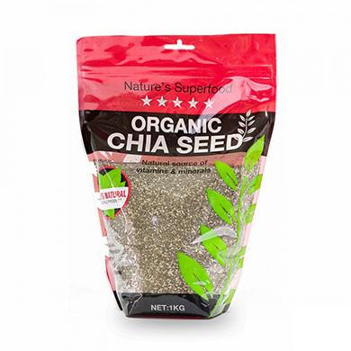Hạt Chia đỏ Organic Chia Seed