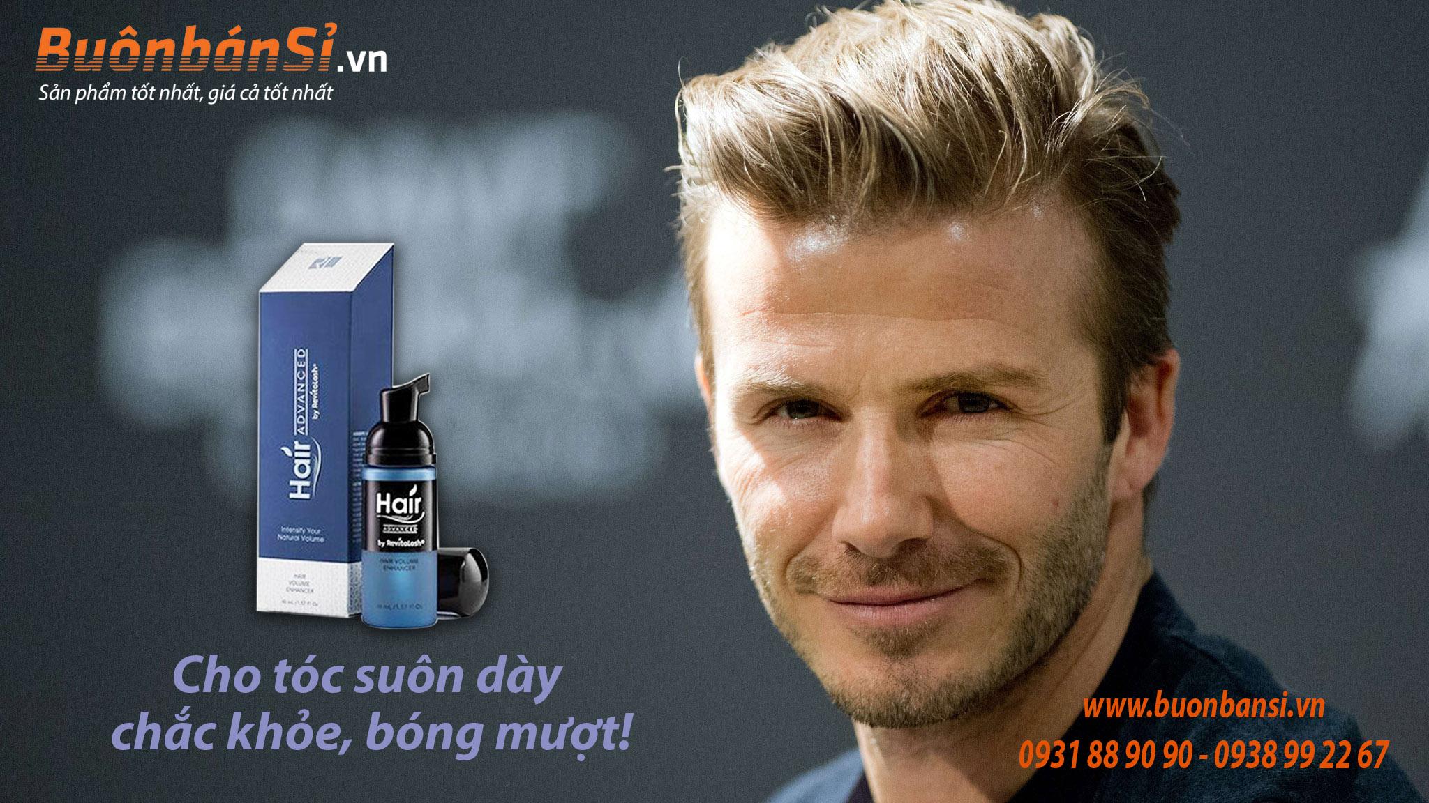 Serum mọc tóc Hair Advanced cho mái tóc suôn dày, chắc khỏe, bóng mượt