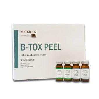 Công nghệ B-Tox Peel Maxtrigen - Thay da sinh học bằng vi tảo Hàn Quốc
