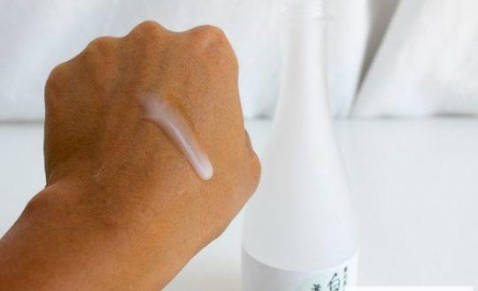 Sử dụng ngày 2 lần nước thần Kuramoto để có được làn da như ý