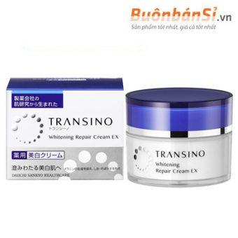 kem dưỡng trắng và tái tạo da transino whitening repair cream ex 2020 có tốt không