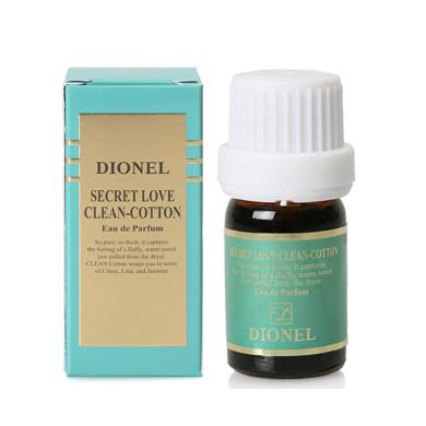 Nước hoa vùng kín Dionel Secret Love Clean Cotton màu xanh
