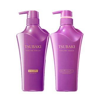(Dầu gội và xả Tsubaki Shiseido Nhật Bản)