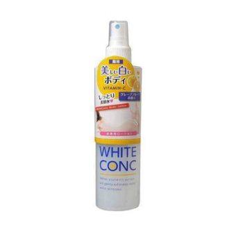 (Lotion xịt dưỡng trắng da White Conc Vitamin C 150ml Nhật Bản)