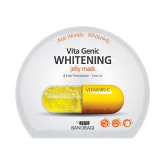 (Mặt nạ Banobagi Vita Genic Whitening Jelly Mask Màu Vàng)