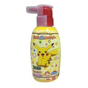 sua-tam-goi-cho-be-bandai-pokemon-vang-300ml-nhat-ban