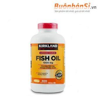 dầu cá fish oil có tốt không