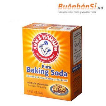 Bột pure baking soda của mỹ có tốt không