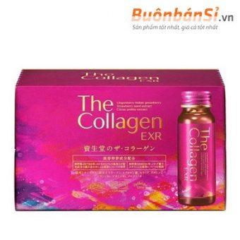 The Collagen EXR Shiseido Dạng Nước có tốt không