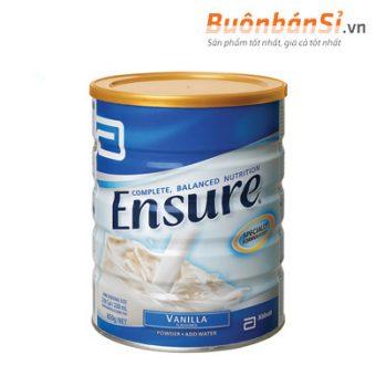 sữa bột ensure powder vanilla có tốt không