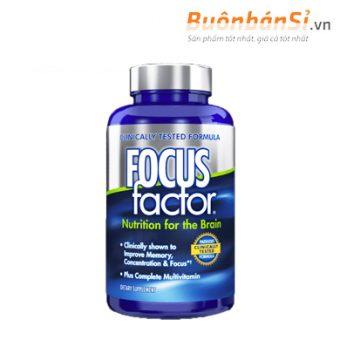 viên uống bổ não focus factor có tốt không