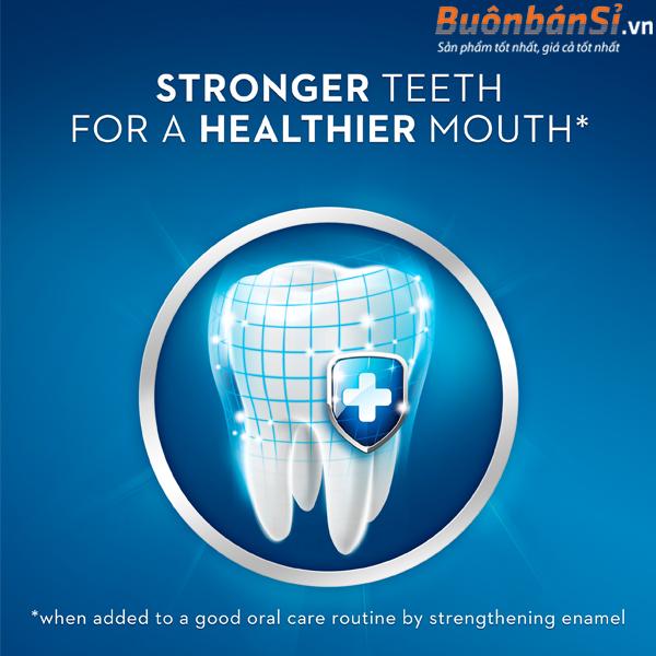 nước súc miệng crest pro-health advanced mouthwash có tốt không