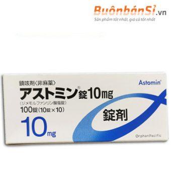 thuốc điều trị các triệu chứng ho astomin 10mg có tốt không