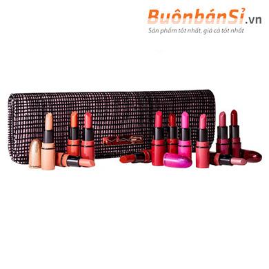 Set 12 Thỏi Son Mac Taste Of Stardom Mini Lipstick Kit