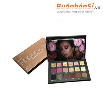 Bảng Phấn Mắt 18 Ô HUDA BEAUTY Rose Gold Remastered Eyeshadow Palette