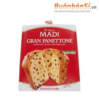 Bánh Mì Nướng Truyền Thống Madi Gran Panettone 1kg Italia