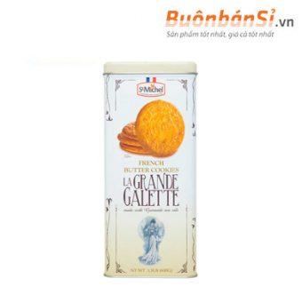Bánh Quy Bơ St Michel La Grande Galette French Butter Cookies 600gr Pháp
