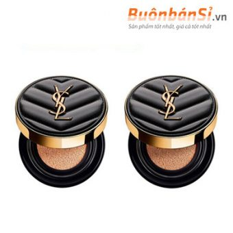 Phấn Nước YSL Le Cushion Encre De Peau Luminous Matte Cushion Foundation 14gr Pháp