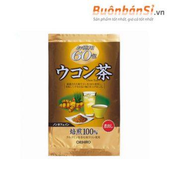 Trà Nghệ Orihiro Ukon Tea 60 Gói Nhật Bản