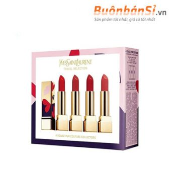 Set 4 Thỏi YSL Rouge Pur Couture Collectors