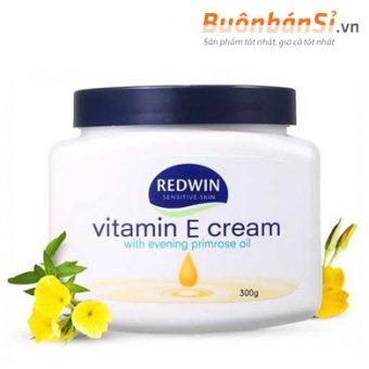 kem dưỡng da redwin vitamin e cream 300g có tốt không