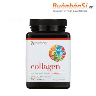 collagen youtheory 290 viên chính hãng giá bao nhiêu