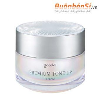 kem dưỡng goodal premium tone up cream 30ml có tốt không