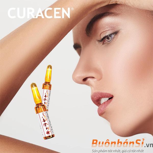 Curacen Human Placenta Extract có tốt không