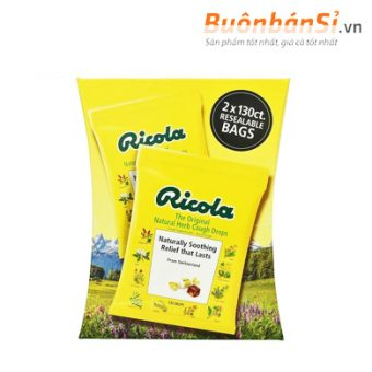 Kẹo Ricola Original Herb có tốt không