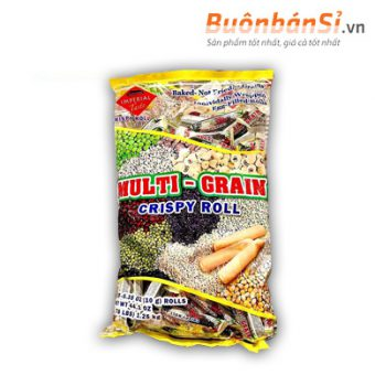 Bánh Ngũ Cốc Multi Grain Crispy Roll mua ở đâu chính hãng