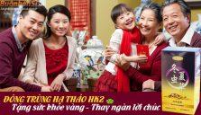 đông trùng hạ thảo hk2 quà biếu sức khỏe gắn kết yêu thương